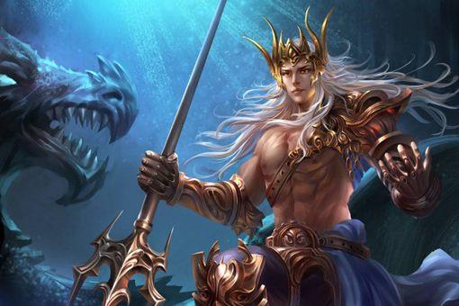波塞冬是海神,为什么他在希腊神话中的地位很尴尬?