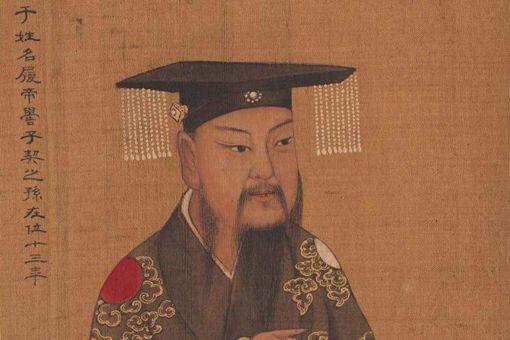 夏朝皇帝列表 夏朝皇帝顺序姓名年号