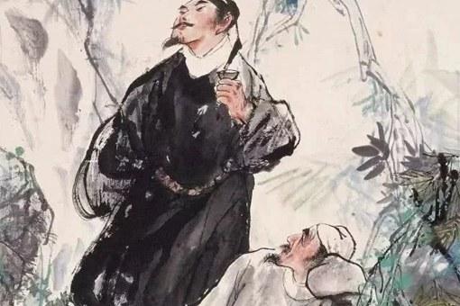 李白和杜甫晚年有什么矛盾?两人竟产生隔阂