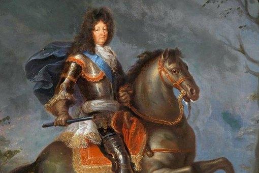 法国国王路易十四图片图片