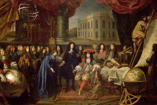 法国国王路易十四任用图片