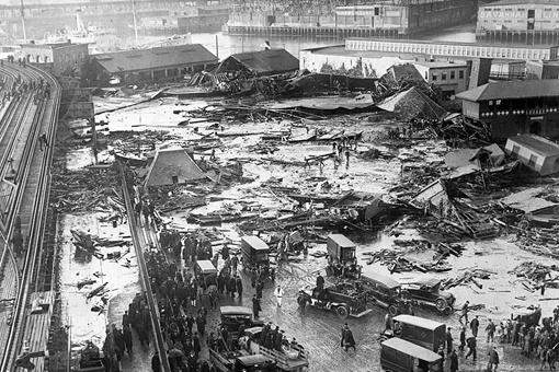 揭秘1919年波士顿大糖蜜灾难是怎么回事?对后世又有什么影