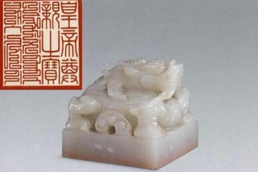 清朝时期皇帝为何会出现25颗玉玺呢?看看乾隆皇帝就知道了