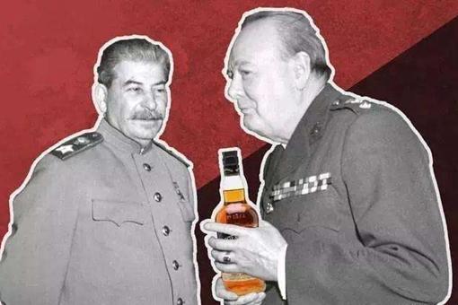 二战三巨头罗斯福,斯大林,丘吉尔谁更爱喝酒?罗斯福与斯大