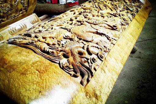 乾隆的棺材金丝楠木,真的是从朱棣陵墓偷来的吗?