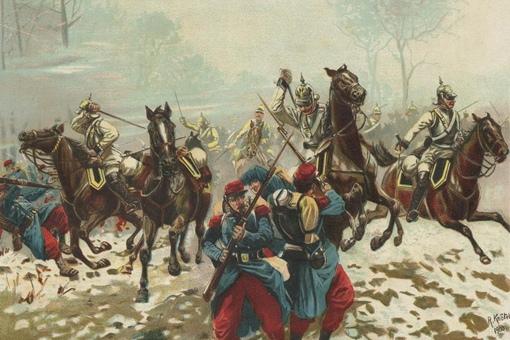 普法战争中,法国失败的原因是什么?