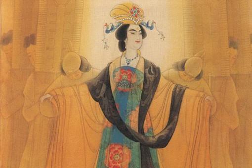 武则天触碰唐太宗禁忌,为何唐太宗还绕她一命?