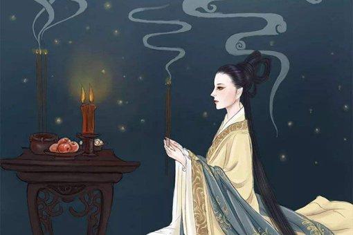 七夕真的是古代的情人节吗?七夕只是女儿节元宵才是情人节