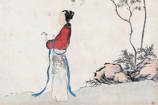 白莲居士指的是谁?盘点清代女画家方婉仪与她的诗画艺术