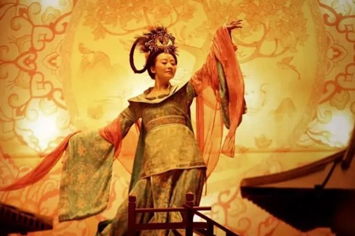 许鹤子历史原型许合子是谁?唐朝歌手许合子人物介绍
