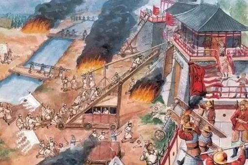 历史上仙人关之战有多惨烈?最后战争结局如何?
