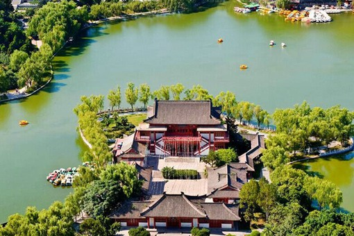 唐长安城兴庆宫是做什么的?兴庆宫的背景介绍