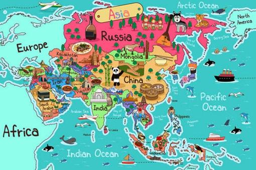 二战前全球有63个国家,二战结束后全球为何出现了132个国家?