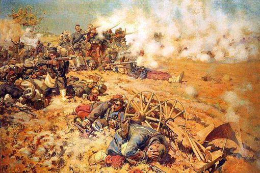 世界上耗时最长和最短的战争是什么?最长战争打了116年最短战争只