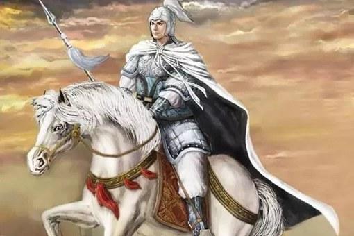 古代著名白袍将军都有谁?