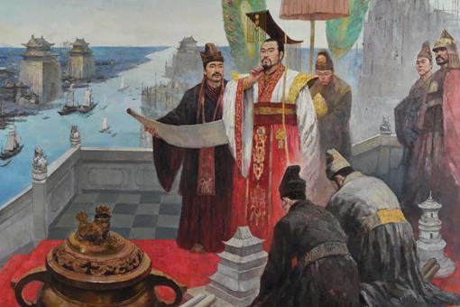 杨广为什么修建大运河?大运河起到了哪些作用?