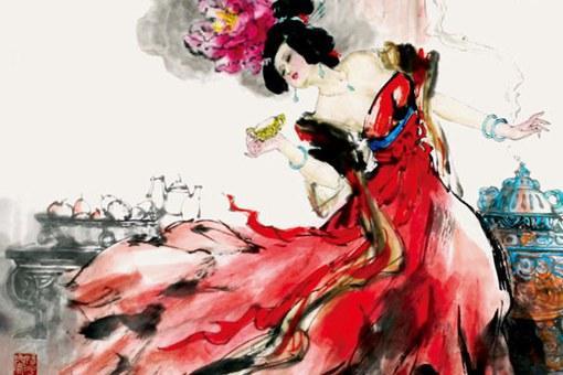 李隆基宠爱杨玉环,为何杨玉环最后还只是个贵妃?