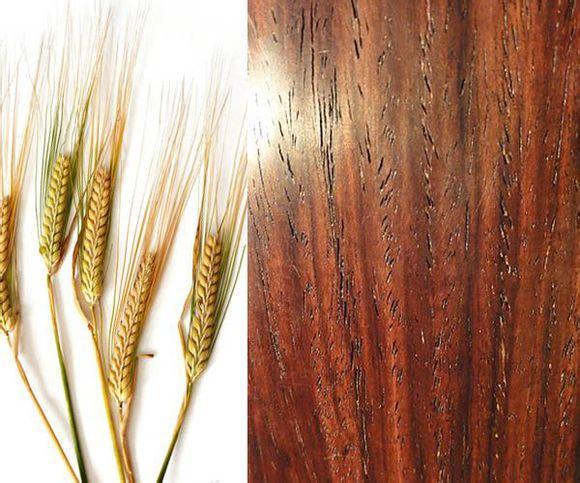 黄花梨麦穗纹七种图片合集