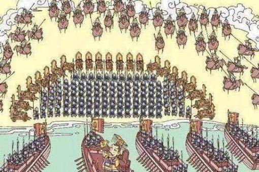 却月阵是什么阵法?刘裕如何使用却月阵两千步兵打败三万骑兵?