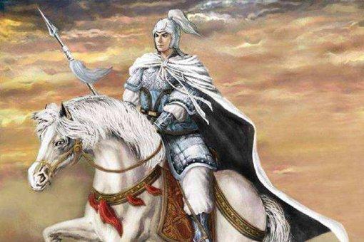 古代的三位白袍将军分别是