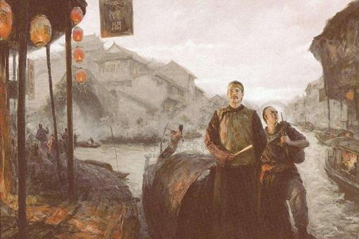 康熙乾隆为何频繁下江南?他们的目的是否一样?