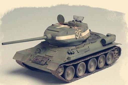 二战后期苏联为何要在自己的坦克顶上画上一个大大的白色十字?