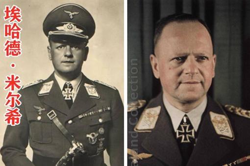 埃哈德·米尔希有二分之一血统是犹太人,为何他能当上纳粹德国的