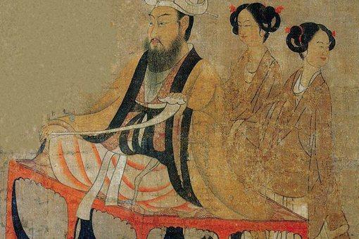 陈文帝托孤却遭到弟弟背叛,儿子刚继位就被废黜