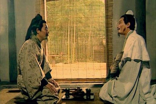 刘备想不想当皇帝?隆中对