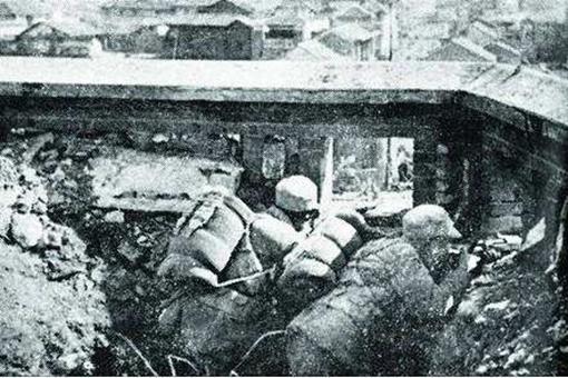 第一次长沙会战赣北作战打
