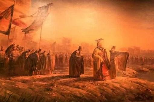秦始皇遗诏内容是什么?为何会被赵高轻易篡改