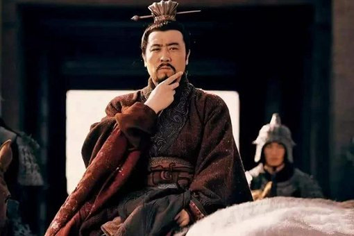刘备称帝后诸葛亮拜为丞相