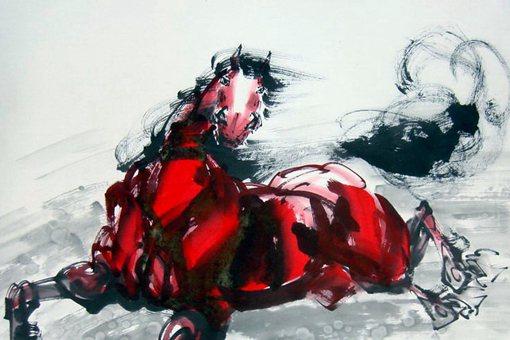 赤兔马为什么叫赤兔?古人