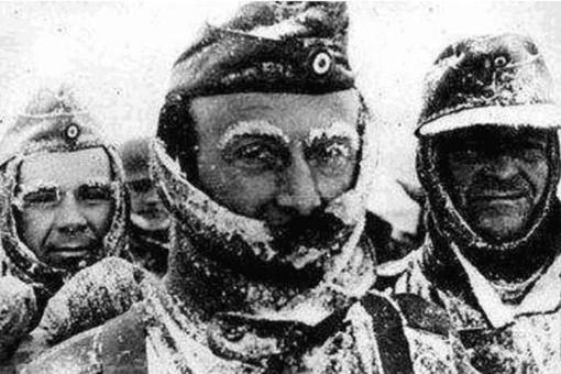 莫斯科保卫战期间零下40度是一个什么样的场景?
