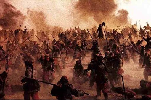 若是当年李自成没有起义,明朝能够低档的住满军的进攻吗?