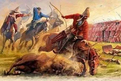 汉军有参与卡莱战役吗?汉朝是否协助安息帝国赢得了卡莱战