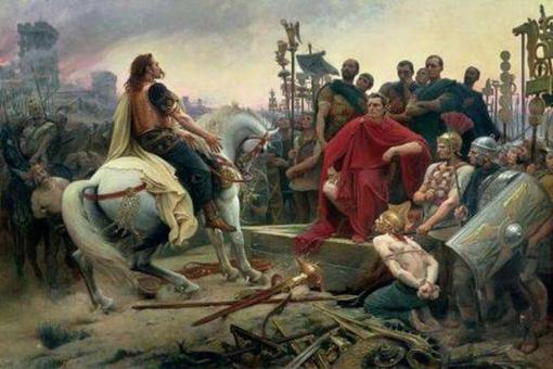 凯撒的高卢战记是怎样的?简述凯撒征服高卢过程