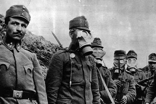 战争史上最丧心病狂的战术是什么战术?一战毒气弹造成了多大的伤亡?
