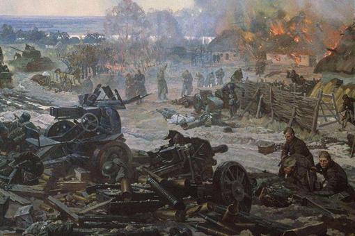 科尔松战役是怎样的?揭秘科尔松战役维京之战