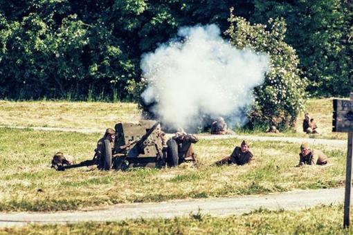 奥廖尔战役是怎样的?揭秘奥廖尔战役步兵师阵线防御