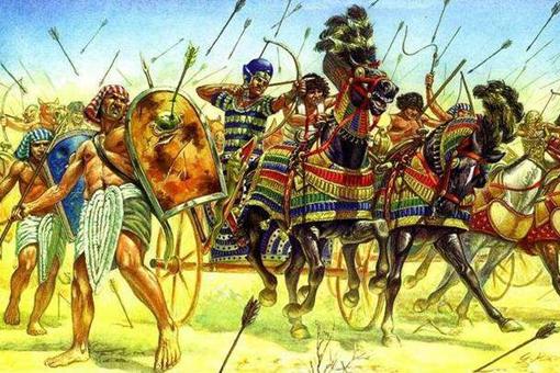 卡迭石战役是怎样的?历史上最早签署的和平条约是在什么时