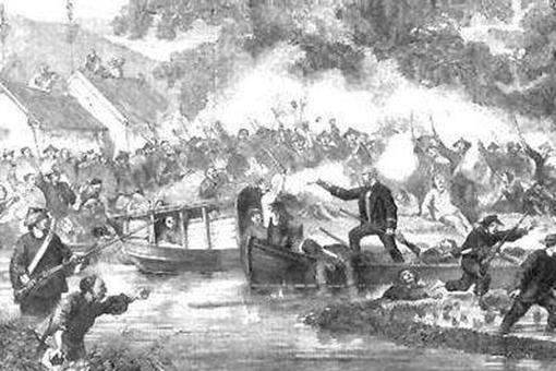 第一次鸦片战争宁波失守