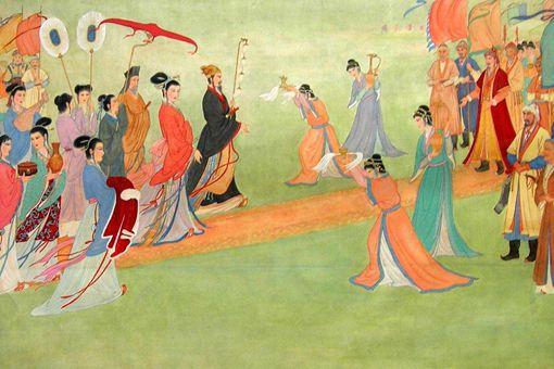 唐朝和亲公主算不算假公主?没有一位是皇帝亲生