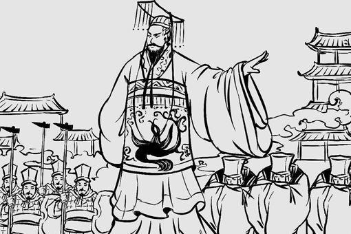 邲之战楚国大败晋军,开启楚庄王称霸之路