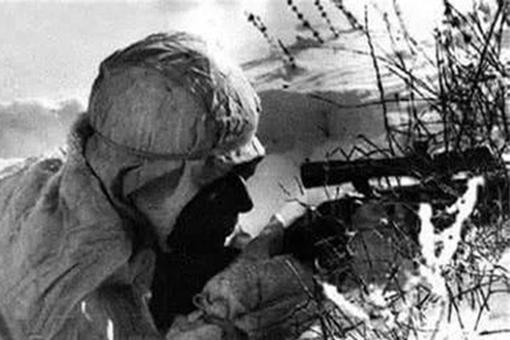 二战德国士兵的亲生经历,看看苏联狙击手有多可怕?