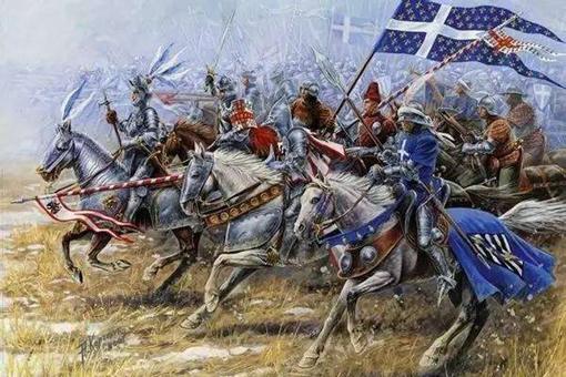 英法阿金库尔战役是怎样的?阿金库尔战役法兰西为何战败?