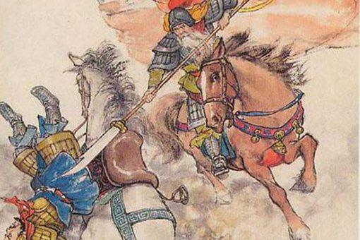 定军山之战黄忠击杀夏侯渊,却被刘备说不如斩杀张郃?