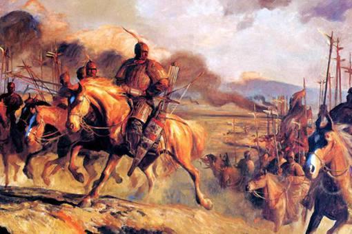 马抗是如何创立亚美尼亚?