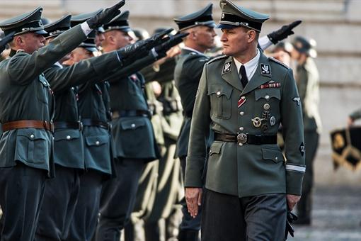 二战时期纳粹德国盖世太保到底是个什么组织?