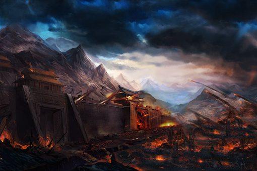 蒙恬死后,三十万军队都去哪了?